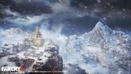 Far Cry 4 DLC Valley of the Yetis concept art by XuZhang (15)