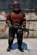 Guard Heavy Commander