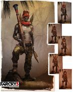 Farcry3 rocket-launcher-pirate remko-troost