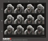 Far Cry 4 DLC Valley of the Yetis concept art by XuZhang (77)