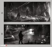 Far Cry 4 DLC Valley of the Yetis concept art by XuZhang (12)