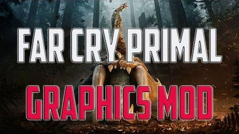 FAR CRY PRIMAL Graphics Mod – Cinematic Mod Photorealistic - Windows 10, 1440p