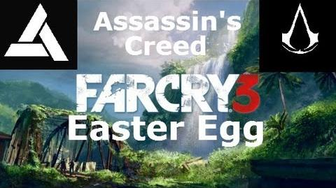Farcry 3 - Assassin's Creed Easter Egg-0