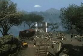 Rail Xing 1