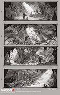Far Cry 4 DLC Valley of the Yetis concept art by XuZhang (31)