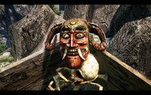 Yalung Mask
