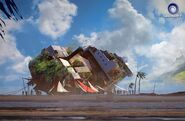 Farcry3 early-concept ship-wreck tyler-west