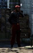 Royal Guard Assaulter Commander