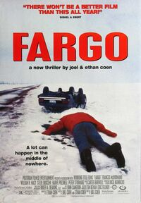 Fargo movieposter