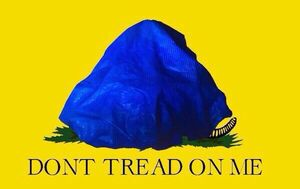 Tarp dont tread on me