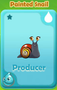 Producer Painted Snail