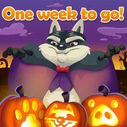 Rancid Halloween One week to go