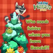 Rancid Who needs fairies when you have Rancid