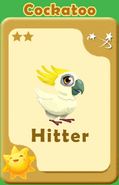 Hitter Cockatoo A
