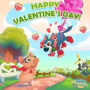 Events Happy Valentine's Day 2016