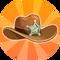 Achievements badge RanchRookie