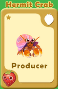 Producer Hermit Crab A