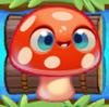 Mushroom on bridge