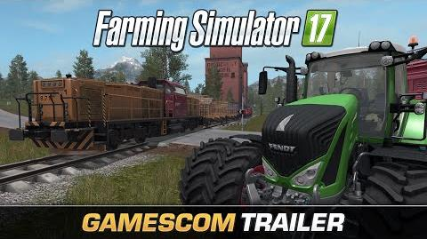 Farming Simulator 17 Official Gamescom Trailer