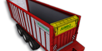 Pöttinger JUMBO 10010 CL Dual-Purpose Forage Wagon (Farming Simulator 2013)