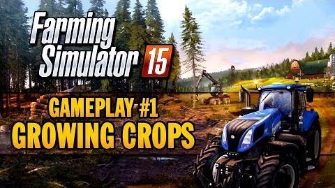 Farming Simulator 15 - Gameplay Teaser 1