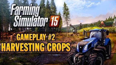 Farming Simulator 15 - Gameplay Teaser 2-0