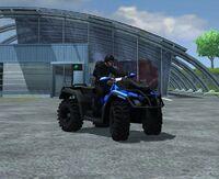 Lizard-ATV