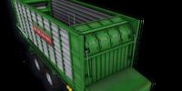 Bergmann Shuttle 900 K Multi-purpose trailer (Farming Simulator 2013)