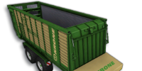 Krone ZX 450 GD Dual-Purpose Forage Wagon (Farming Simulator 2013)