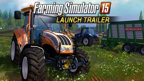 Farming Simulator 15 – Launch Trailer