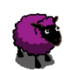 Dark Purple Sheep-icon