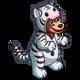 White Tiger Mascot-icon