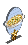 Cauliflower Gratin 1 Star Mastery Sign-icon