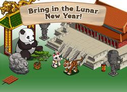 Lunar new year load