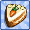 Carrot Cake Slice-icon