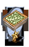 Pattypan Tart 1 Star Mastery Sign-icon