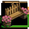 Bench Planter-icon