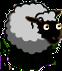 Light Grey Ewe-icon