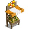 Candy Corn Stall-icon