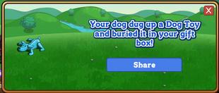Dog Toy Dogtreat Reward
