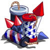 July Fireworks-icon