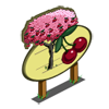 Hawaiian Cherry Tree Mastery Sign-icon