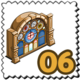 Medieval Time Arch Stamp-icon