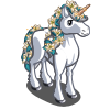 White Lily Unicorn-icon