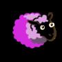 Grayish Lilac Purple Ewe-icon