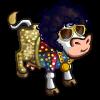 70s Disco Lover Cow-icon