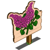 Lilac Mastery Sign-icon