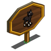 Thoroughbred Foal Mastery Sign-icon