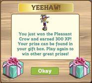 Pleasantcrow