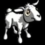 Bright Greenish White Lamb-icon
